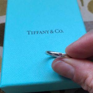 Tiffany Stacking Ring Pink